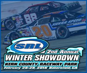 graphic srl winter showdown